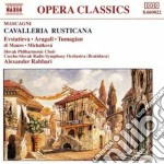 Pietro Mascagni - Cavalleria Rusticana cd musicale di MASCAGNI