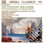 L'OLANDESE VOLANTE, OPERA ROMANTICA IN 3 cd musicale di R. Wagner