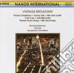 Vintage Broadway cd musicale