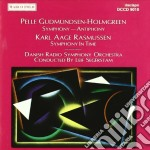 Rasmussen Karl Aage - Opere Orchestrali - Symphony In Time cd musicale di Suleif Rasmussen