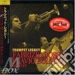 TRUMPET LEGACY cd musicale di FABRIZIO BOSSO & F.B