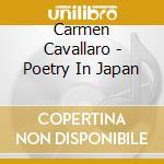 Poetry in japan cd musicale