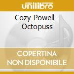 OCTOPUSS cd musicale di POWELL COZY