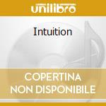 Intuition cd musicale di T.n.t.