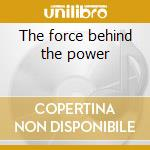 The force behind the power cd musicale di Diana Ross