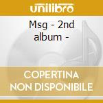 Msg - 2nd album - cd musicale di Schenker michael group