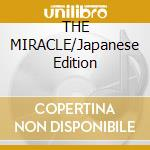 THE MIRACLE/Japanese Edition cd musicale di QUEEN