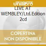 LIVE AT WEMBLEY/Ltd.Edition 2cd cd musicale di QUEEN