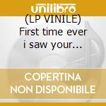(LP VINILE) First time ever i saw your face [lp] lp vinile di RACHEL Z TRIO