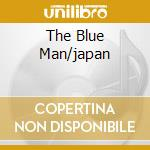 THE BLUE MAN/JAPAN cd musicale di KHAN STEVE