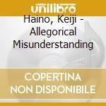 Allegorical misunde... cd musicale