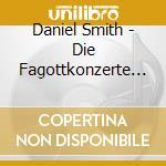 Daniel Smith - Die Fagottkonzerte Vol. 4 cd musicale di Antonio Vivaldi