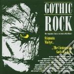 GOTHIC ROCK 1                             cd musicale di Artisti Vari