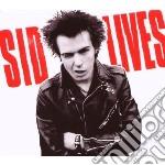 SID LIVES cd musicale di Sid Vicious