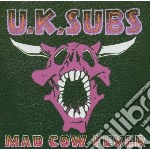 Uk Subs - Mad Cow Fever cd musicale di Subs Uk