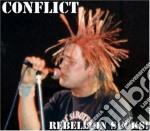 REBELLION SUCKS                           cd musicale di CONFLICT