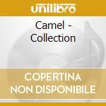 The collection cd musicale di Camel