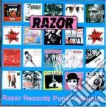 RAZOR RECORDS PUNK COLLE                  cd musicale di Artisti Vari