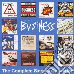 COMPLETE SINGLES COLLECT                  cd musicale di BUSINESS