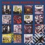 PUNK ROCK RARITIES VOL.1                  cd musicale di Artisti Vari