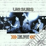Uk Subs - Timewarp - Greatest Hits cd musicale di Subs Uk