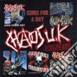 KINGS FOR A DAY - THE VINYL JAPAN YEARS   cd musicale di Uk Chaos