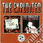 PUNK'S NOT DEAD/ON STAGE                  cd musicale di EXPLOITED