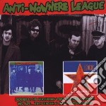 WE ARE... THE LEAGUE/LIVE IN YUGOSLAVIA   cd musicale di League Anti-nowhere