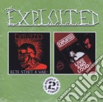 LET'S START A WAR/LIVE AND LOUS!!         cd musicale di EXPLOITED