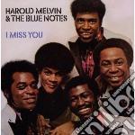 Melvin, Harold & Blu - I Miss You - Enhanced Edition cd musicale di Harold & blu Melvin