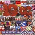 10cc - Uk Records Singles Collection cd musicale di 10CC