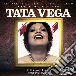 Full speed ahead - expanded edition (ori cd musicale di Tata Vega