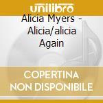 Myers, Alicia - Alicia/alicia Again cd musicale di Alicia Myers
