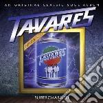 Tavares - Supercharged cd musicale di Tavares