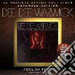 Foolish fool - expandededition cd musicale di Dee dee Warwick