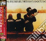Brecker Brothers Band - Back To Back cd musicale di Brecker brothers ban