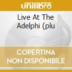 LIVE AT THE ADELPHI (PLU                  cd musicale di Pete Best