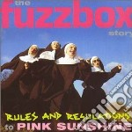 Fuzzbox - Rules And Regulations To cd musicale di FUZZBOX