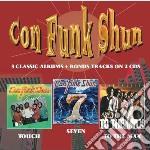 Touch / seven / to the max cd musicale di Con funk shun