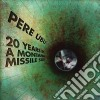 (LP VINILE) 20 years in a montana missile silo cd