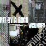 Hit By A Rock - Wounded cd musicale di Hit by a rock