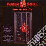 Roy Hamilton - Warm Soul Plus! cd musicale di Roy Hamilton