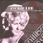 Jackie Lee - Town I Live In - The Emi Years cd musicale di Jackie Lee