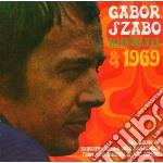 Gabor Szabo - Bacchanal & 1969 cd musicale di Gabor Szabo