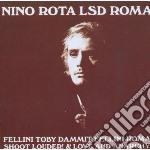 Nino Rota - Lsd Roma cd musicale di Nino Rota