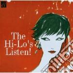 Hi Los - Listen cd musicale di Los Hi