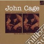 Cage, John - Sonatas And Interludes For Prepared Pain cd musicale di John Cage