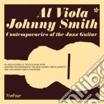 Al Viola / Johnny Smith - Contemporaries Of The Jazz Guitar cd musicale di VIOLA AL/SMITH JOH