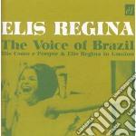 Regina, Elis - Voice Of Brazil cd musicale di Elis Regina