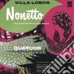 Heitor Villa-lobos - Nonetto cd musicale di HEITOR VILLA-LOBOS